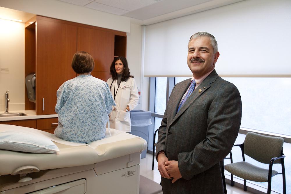Weymouth, MA 03/23/2012.Paul Pecci of Braintree Cooperative Bank.For South Shore Hospital President's Circle Ad..Alex Jones / www.alexjonesphoto.com