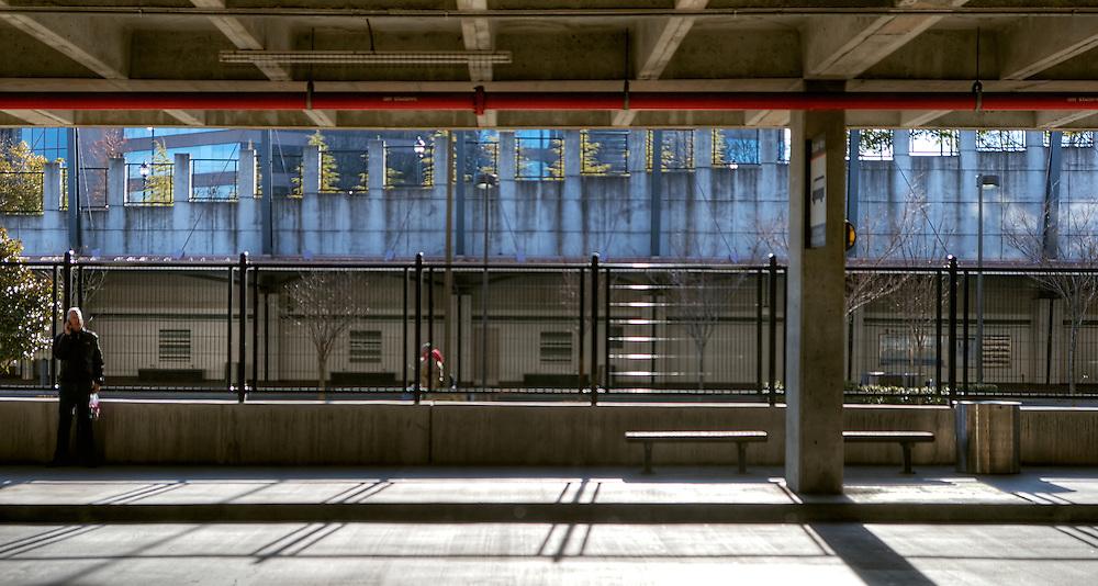 Sandy Springs MARTA station