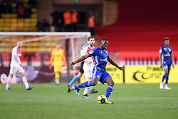 January 19, 2019 - Monaco, France - 22 YOUSSOUF FOFANA  (Credit Image: © Panoramic via ZUMA Press)