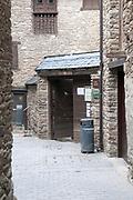 Eco Museum, Esterri d'Aneu, Pyrenees mountains, Catalonia, Spain.