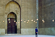 Mosque of Sultan Hassan in Cairo, Egypt