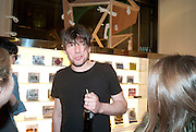 ALEX JAMES, The Nineties are Vintage. Concept Store, Rellik and Workit. The Wonder Room. Selfridges. Oxford St. London. 7 January 2010.