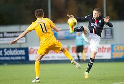Falkirk's John Baird. Falkirk 1 v 1 Morton, Scottish Championship game played 5/11/2016 at The Falkirk Stadium. Pic Ross Schofield.