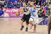 DESCRIZIONE : Campionato 2014/15 Dinamo Banco di Sardegna Sassari - Dolomiti Energia Aquila Trento Playoff Quarti di Finale Gara4<br /> GIOCATORE : Toto Forray<br /> CATEGORIA : Palleggio<br /> SQUADRA : Dolomiti Energia Aquila Trento<br /> EVENTO : LegaBasket Serie A Beko 2014/2015 Playoff Quarti di Finale Gara4<br /> GARA : Dinamo Banco di Sardegna Sassari - Dolomiti Energia Aquila Trento Gara4<br /> DATA : 24/05/2015<br /> SPORT : Pallacanestro <br /> AUTORE : Agenzia Ciamillo-Castoria/L.Canu