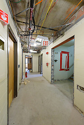 Major Renovation Litchfield Hall WCSU Danbury CT<br /> Connecticut State Project No: CF-RD-275<br /> Architect: OakPark Architects LLC  Contractor: Nosal Builders<br /> James R Anderson Photography New Haven CT photog.com<br /> Date of Photograph: 26 September 2016<br /> Camera View: 19