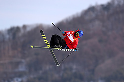 Norway's Oystein Braaten in action during the qualification runs of the Men's Ski Slopestyle at the Bogwang Snow Park during day nine of the PyeongChang 2018 Winter Olympic Games in South Korea. PRESS ASSOCIATION Photo. Picture date: Sunday February 18, 2018. See PA story OLYMPICS Slopestyle. Photo credit should read: Mike Egerton/PA Wire. RESTRICTIONS: Editorial use only. No commercial use.