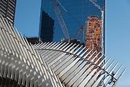 New york, groud zero National September 11 Memorial & Museum