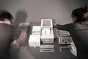 "Architectural Model Study Photography -  Exibit at Monopoli Architecture Gallery &  Publication : 1:26 In Study Model Wonderland from Halifax to Vancouver  / Montreal / Canada / 2009-03-08, © Photo Marc Gibert / adecom.ca<br /> <br /> Photographies de maquettes d'étude architecturale - Exposition à la Maison de l'Architecture du Québec / Monopoli et publication  "" 1:26 Au pays de la maquette d'étude de Halifax à Vancouver ""  Montréal / Canada / 2009-03-09, © Photo Marc Gibert / adecom.ca"