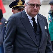LUX/Luxemburg/20190504 -  Funeral<br /> of HRH Grand Duke Jean, Uitvaart Groothertog Jean, Prins Laurent