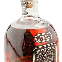 Patron Extra Añejo 7 Year -- Image originally appeared in the Tequila Matchmaker: http://tequilamatchmaker.com