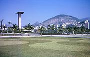 Flamengo Park, Rio de Janeiro, Brazil, South America 1962