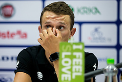 Rafal Majka of Bora Hansgrohe during press conference of 25th Tour de Slovenie 2018 cycling race, on June 12, 2018 in Hotel Livada, Moravske Toplice, Slovenia. Photo by Vid Ponikvar / Sportida