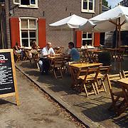 Restaurant Ilja aan de Dorpsstraat 81-83 in De Bilt terras