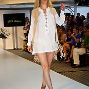 NLD/Amsterdam/20100630 - Silk Fashion & Business Summer Event, modellen