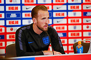 England 19-03-2019. Press Conference 190319