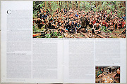 "Le Figaro - Hmong former CIA Secret Army hiding in the jungles of Laos more than 30 years after the US pulled out of the ""Secret War."""