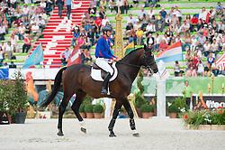 Diamant de Semilly - Selle Francais Parade - Closing Ceremony - Alltech FEI World Equestrian Games™ 2014 - Normandy, France.<br /> © Hippo Foto Team - Jon Stroud<br /> 07/09/14
