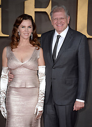 Director Robert Zemeckis attending the UK premiere of Allied, held at the Odeon Cinema in Leicester Square, London.