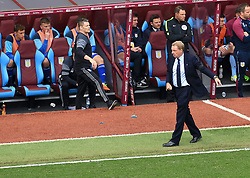 23 April 2017 - EFL Championship Football - Aston Villa v Birmingham City - Birmingham City interim manager Harry Redknapp looks dejected - Photo: Paul Roberts / Offside