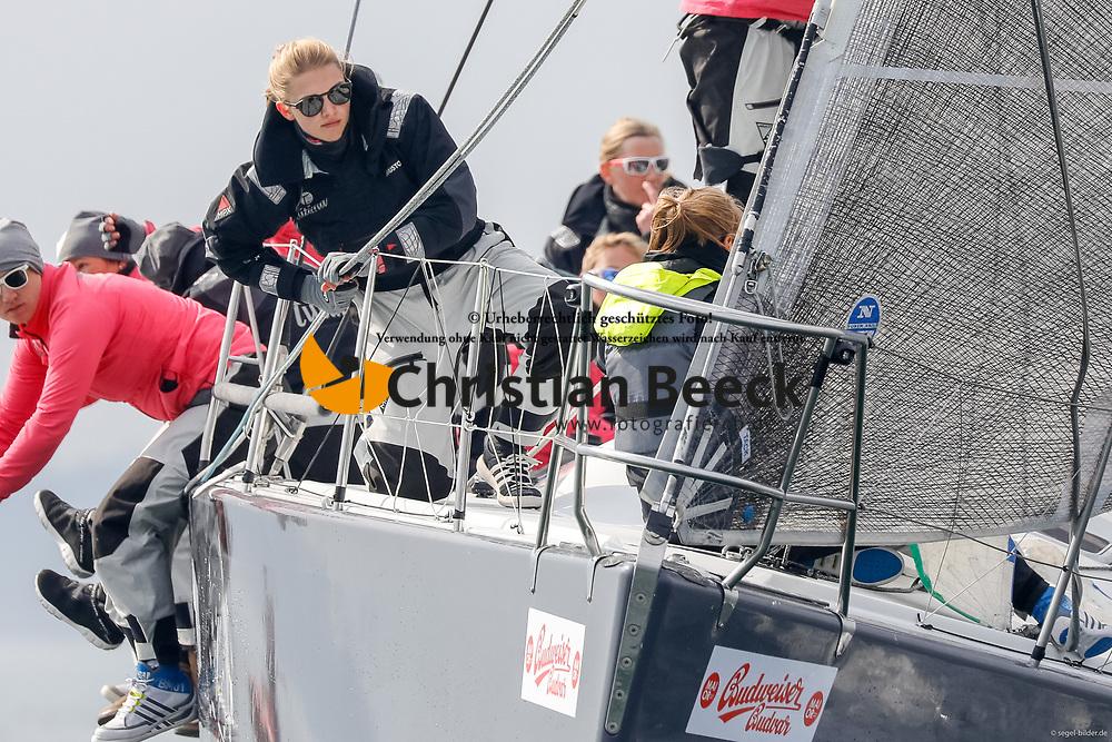 , Kiel - Maior 28.04. - 01.05.2018, ORC 1 - Tutima - GER 5609 - Kirsten HARMSTORF-SCHÖNWITZ - Mühlenberger Segel-Club e. V푰