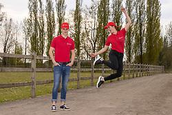 Kledij BWP, De Gendt Axelle, De Plecker Stef<br /> Nieuwenrode 2021<br /> © Hippo Foto - Dirk Caremans<br /> 03/05/2021
