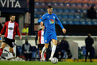 Richie Bennett. Stockport County FC 2-2 Altrincham FC. Vanarama National League. 2.1.21