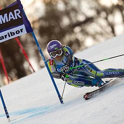 20110115: SLO, 47th Golden Fox - FIS SKI World Cup Alpine Ladies Giant Slalom