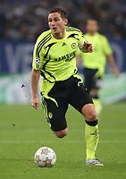 Photo: Maarten Straetemans/Sportsbeat Images.<br /> Shalke 04 v Chelsea. UEFA Champions League. 06/11/2007.<br /> Frank Lampard of Chelsea