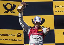 September 23, 2017 - Spielberg, Austria - Motorsports: DTM 08 Spielberg 2017,...Playboy Audi Audi RS 5 DTM #51 (Audi Sport Team Abt), Nico Müller  (Credit Image: © Hoch Zwei via ZUMA Wire)