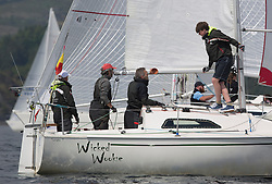 Day two of the Silvers Marine Scottish Series 2016, the largest sailing event in Scotland organised by the  Clyde Cruising Club<br /> Racing on Loch Fyne from 27th-30th May 2016<br /> <br /> GBR8901N, Wicked Wookie, Euan Aitken, CCC, Sonata OD<br /> <br /> Credit : Marc Turner / CCC<br /> For further information contact<br /> Iain Hurrel<br /> Mobile : 07766 116451<br /> Email : info@marine.blast.com<br /> <br /> For a full list of Silvers Marine Scottish Series sponsors visit http://www.clyde.org/scottish-series/sponsors/