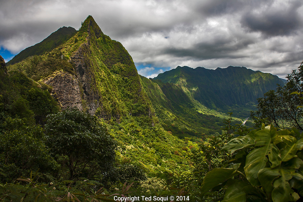 Western Oahu.