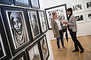 Work by Peter Beard  in the Camera Works Gallery.  The inaugural edition of Photo London - London's first international photography fair, it aims to harness the growing audience for photography in the city and nurture a new generation of collectors. Photo London is produced by the consultancy and curatorial organisation Candlestar, known for their work with Condé Nast and the Prix Pictet photography award and touring exhibition. Photo London's public programme is supported by the LUMA Foundation.