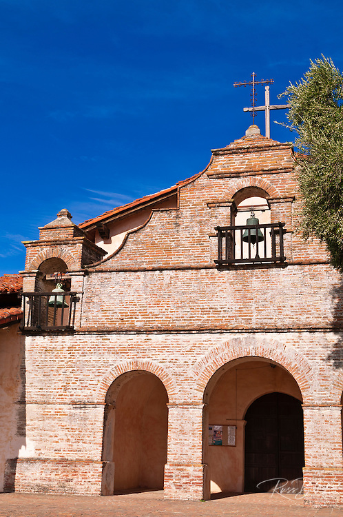 Mission San Antonio de Padua (3rd California Mission - 1771), California