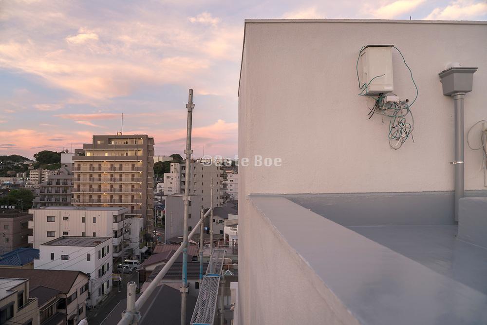 residential buildings Yokosuka Japan