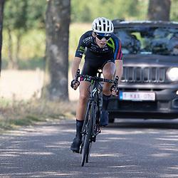13-09-2020: Wielrennen: NK tijdrijden nieuwelingen en junioren: Chaam<br />Dirk Darding