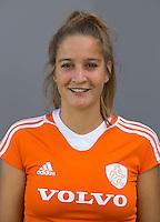 UTRECHT -  Tess van Ramshorst. Jong Oranje meisjes -21 voor EK 2014 in Belgie (Waterloo). COPYRIGHT KOEN SUYK