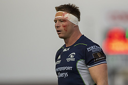 September 22, 2018 - Galway, Ireland - Tom McCartney of Connacht pictured during the Guinness PRO14 match between Connacht Rugby and Scarlets at the Sportsground in Galway, Ireland on September 22, 2018  (Credit Image: © Andrew Surma/NurPhoto/ZUMA Press)