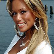 NLD/Amsterdam/20070610 - Presentatie Playboy's Playmates Collectors Special Edition, playmate en model, Merel Trip