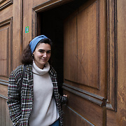 Piccolo Teatro Grassi, Milano, Italia, 10 Aprile 2021. Camilla Brison, 33 anni, regista.
