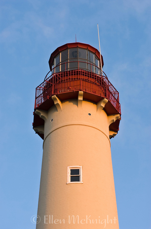 Cape May Lighthouse in Cape May, NJ