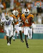 2003 Miami Hurricanes Football vs Florida