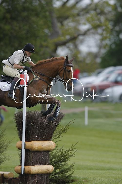 """Donckers Karin (BEL) - SS Jet<br /> """"The Mitsubishi Motors Badminton Horse Trials""""<br /> CCI**** Badminton 2009<br /> Foto @ Hippo Foto"""