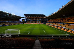 A general view of Molineux, home to Wolverhampton Wanderers - Mandatory by-line: Robbie Stephenson/JMP - 11/02/2019 - FOOTBALL - Molineux - Wolverhampton, England - Wolverhampton Wanderers v Newcastle United - Premier League