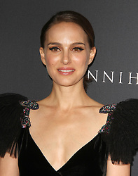 Annihilation Los Angeles Premiere at The Regency Village Theatre in Westwood, California on 2/13/18. 13 Feb 2018 Pictured: Natalie Portman. Photo credit: River / MEGA TheMegaAgency.com +1 888 505 6342
