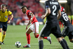 September 12, 2017 - Lisbon, Portugal - Benfica's Brazilian forward Gabriel Barbosa in action during UEFA Champions League football match SL Benfica vs CSKA Moscow at the Luz stadium in Lisbon, Portugal on September 12, 2017. Photo: Pedro Fiuza (Credit Image: © Pedro Fiuza via ZUMA Wire)