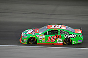 Danica Patrick in the number 10 car during a NASCAR Sprint Cup series auto race, Saturday, May 10, 2014, at Kansas Speedway in Kansas City, Kan. (AP Photo/Colin E. Braley)