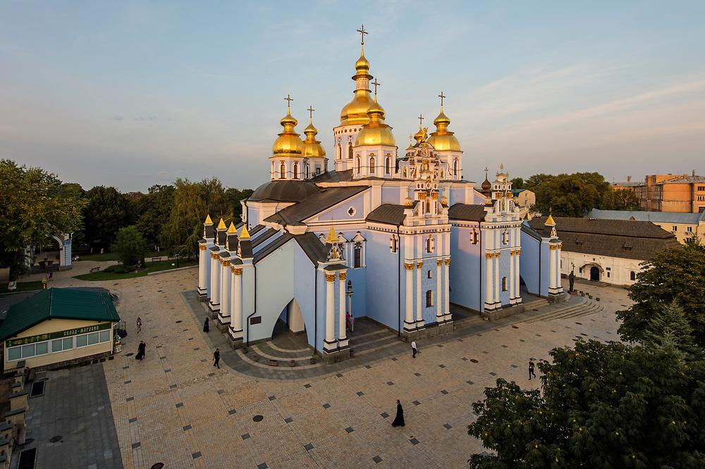 St Michael's Orthodox Monastery, Kiev, Ukraine