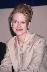 Mar 05, 1996; Los Angeles, CA, USA; Nicole Mary Kidman, AC (born June 20, 1967) is an Academy Award-winning actress who has ventured into singing. She holds dual citizenship as both an Australian and an American.  She was born in Honolulu, Hawaii to Dr. Anthony David Kidman and Janelle Ann, who were of Scottish and Irish descent respectively, and were both born in Australia. Premiere Magazine Reader's Choice Awards.  (Credit Image: © Kathy Hutchins/ZUMAPRESS.com)
