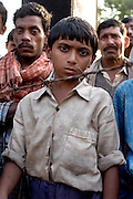 Hard life is etched into the faces of local dalits in Ghazipur district in Uttar Pradesh