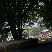 Goodwood Hill at the Festival 2013